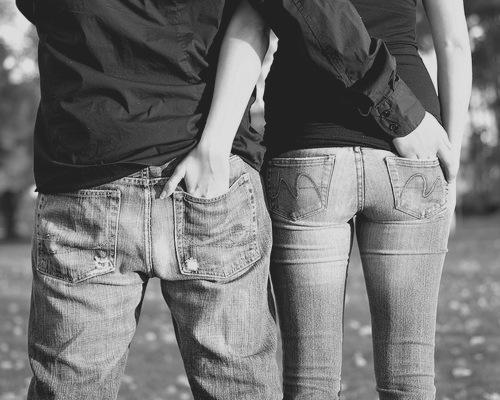 Black And White Couple Cute Love Favim 600339 Michelle Terrell