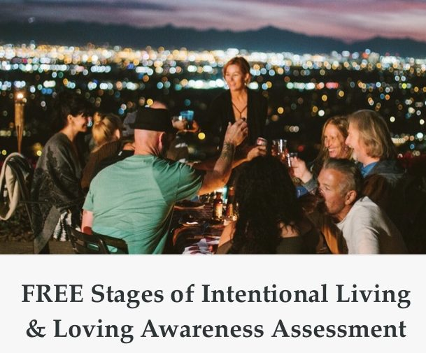FREE 12 Stages of Intentional Living & Loving Assessment
